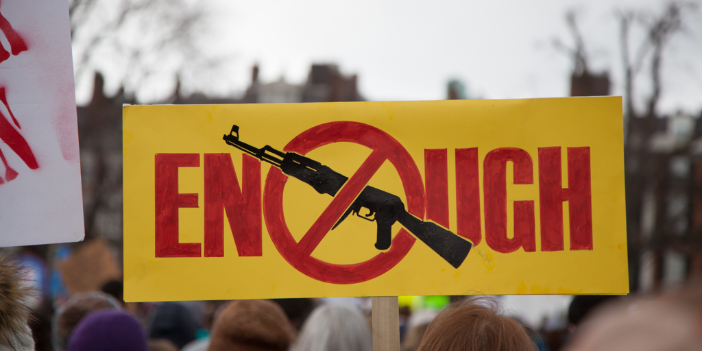 No Guns Poster